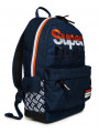 Superdry Jackel Montana Backpack Bag Navy Marl
