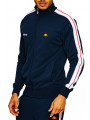 Ellesse Cervino Authentic Retro Track Jacket Dress Blues