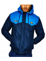 Ellesse Fanchini Padded Short Jacket Classic Blue