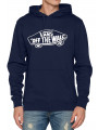 VANS Off The Wall Pullover Overhead Hoodie Dress Blues