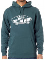 VANS Off The Wall Pullover Overhead Hoodie Darkest Spruce