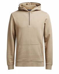 Jack & Jones Overhead Men's Campaign Hoodie Tigers Eye | Jean Scene