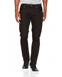 Jack & Jones Tim Original Slim Fit Denim Jeans 255 Black | Jean Scene