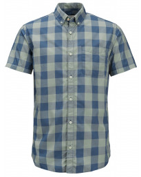 Jack & Jones Originals Regular Boise Short Sleeve Shirt Iceberg Green | Jean Scene
