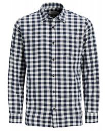 Jack & Jones Core Regular Jacob Long Sleeve Shirt Cloud Dancer | Jean Scene