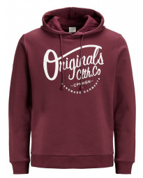 Jack & Jones Overhead Men's Neo Hoodie Port Royal | Jean Scene