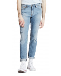 Levis 511 Denim Jeans Dark Blue Nurse Warp Cool | Jean Scene