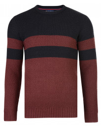 Le Shark Men's Adu Knit Jumper Port | Jean Scene