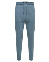 Only & Sons Men's Pastel Sweat Jogging Bottoms Blue Mirage | Jean Scene