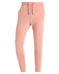 Only & Sons Men's Pastel Sweat Jogging Bottoms Misty Rose | Jean Scene
