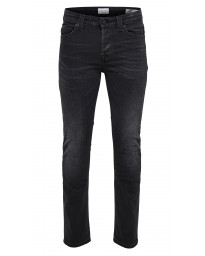 Only & Sons Warp Skinny Fit Denim Jeans 7013 Black | Jean Scene