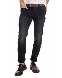 Only & Sons Loom Slim Fit Denim Jeans 7451 Black | Jean Scene