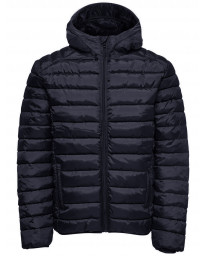 Only & Sons Puffer Liner Quilt Jacket Dark Navy | Jean Scene