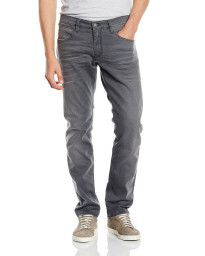 French Connection Slim Fit Denim Jean Grey Wash