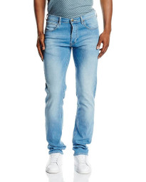 Lee Daren Regular Slim Fit Denim Jeans Caribbean Ocean