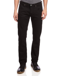 Lee Daren Regular Slim Clean Black Denim Jeans Image