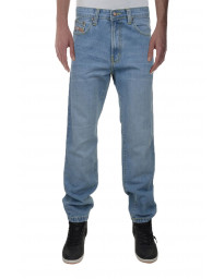 Boston Vintage Regular Fit Denim Jeans Light Wash