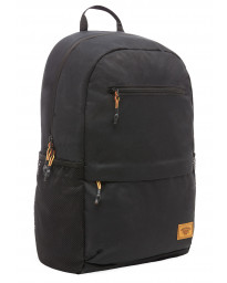 Timberland Rucksack Zip Top Backpack Bag Black | Jean Scene