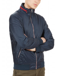 Timberland Sailor Regular Bomber Jacket Dark Sailor | Jean Scene