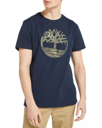 Timberland Kennebec Tree Regular T-Shirt Dark Sapphire | Jean Scene
