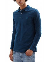 Timberland Long Sleeve Regular Polo Shirt Gibraltar | Jean Scene