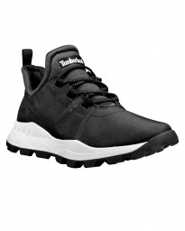 Timberland Men's Brooklyn Shoes Jet Black | Jean Scene