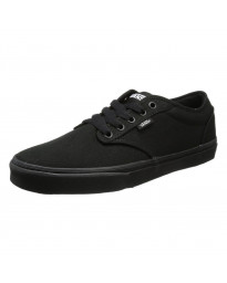 Vans Atwood Canvas Trainers Black Image
