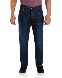 Blend Blizzard Fit Denim Jeans Dark Wash Carver Image
