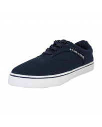Ecko Men's Avery Low Canvas Shoes Navy | Jean Scene