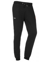Ellesse Men's Bardo Quilted Track Bottoms Anthracite | Jean Scene