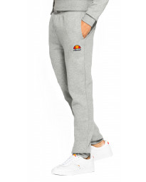Ellesse Men's Darwin Sweat Jogging Bottoms Grey Marl | Jean Scene