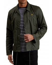 Lyle & Scott Men's Casual Jacket Dark Sage | Jean Scene
