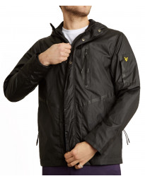 Lyle & Scott Men's Casual Jacket True Black | Jean Scene