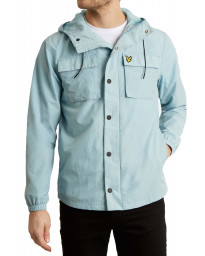 Lyle & Scott Men's Casual Jacket Blue Shore | Jean Scene