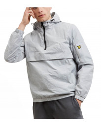 Lyle & Scott Men's Casual Jacket Light Silver | Jean Scene