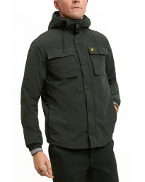Lyle & Scott Men's Casual Jacket Jade Green | Jean Scene