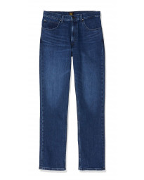 Lee Brooklyn Stretch Denim Jeans Deep Pool | Jean Scene