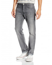 Lee Daren Regular Slim Storm Grey Denim Jeans | Jean Scene