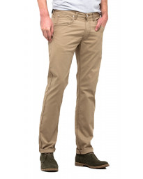 Lee Daren Zip Regular Slim Antilope Chino Jeans | Jean Scene