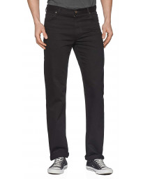 Lee Brooklyn Comfort Denim Jeans Black Rinse | Jean Scene