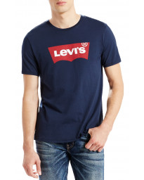 Levis Graphic Batwing Men's T-Shirt Dress Blues | Jean Scene
