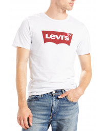 Levis Graphic Batwing Men's T-Shirt White | Jean Scene