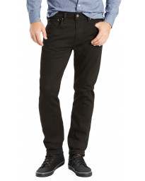 Levis 502 Denim Jeans Black Nightshine | Jean Scene