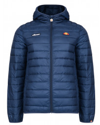 Ellesse Padded Lombardy Puffer Jacket Dress Blues | Jean Scene