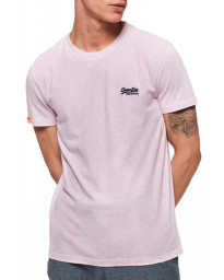 Superdry Orange Label Men's T-Shirt Pink Pale | Jean Scene