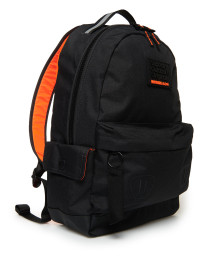 Superdry Hollow Montana Backpack Bag Black | Jean Scene