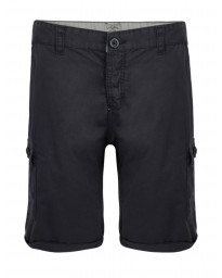 Lee Cooper Casual Mallon Cargo Bermuda Shorts Nine Iron | Jean Scene