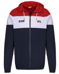 Ellesse Men's Mattar Authentic Retro Track Jacket Navy | Jean Scene