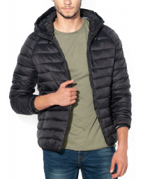 Jack & Jones Men's Casual Jacket Black | Jean Scene