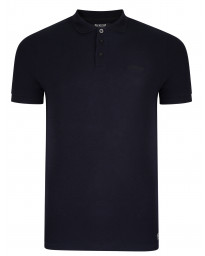 Firetrap Polo Pique Shirt Black | Jean Scene